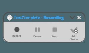Lynda uses an automated GUI testing recording tool
