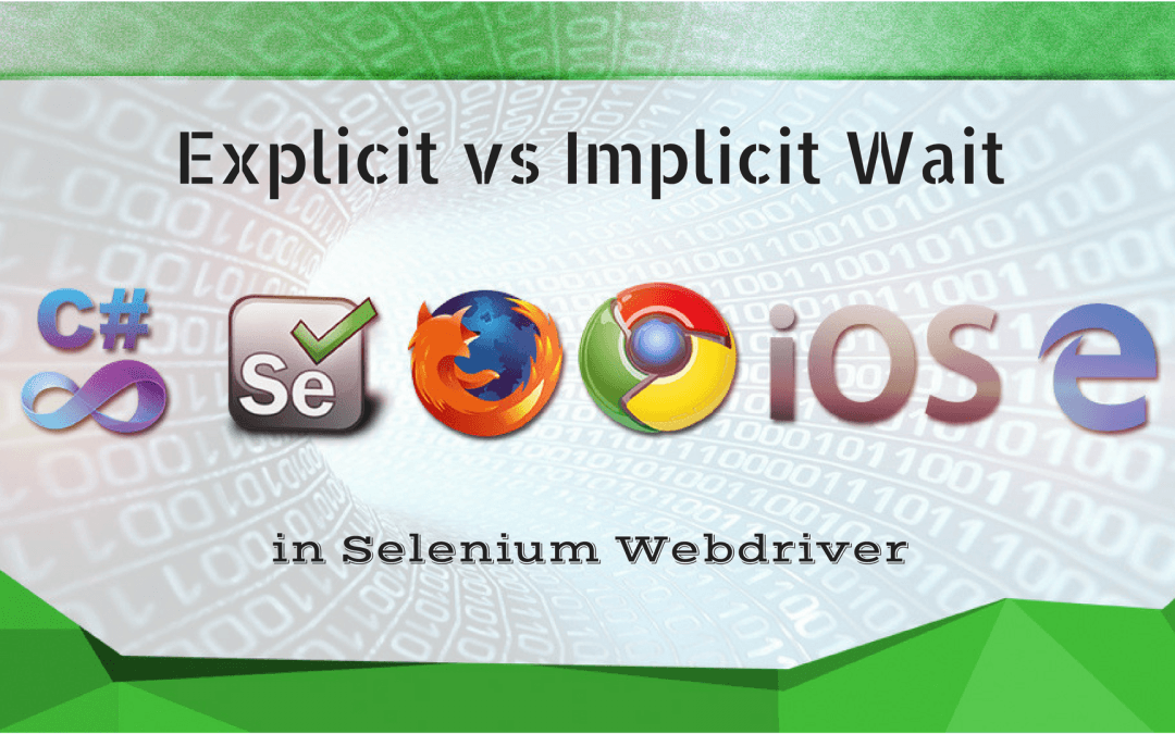 Explicit Wait and Implicit Wait in Selenium: Finally Explained!