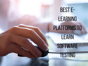 best e-learning platforms to learn software testing