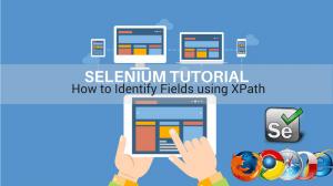 how to identify fields using xpath