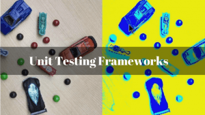 unit testing frameworks to learn selenium webdriver