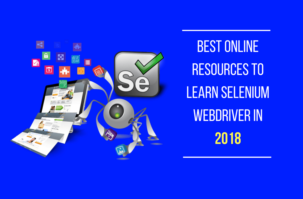 [LATEST] Best Resources to Learn Selenium Webdriver