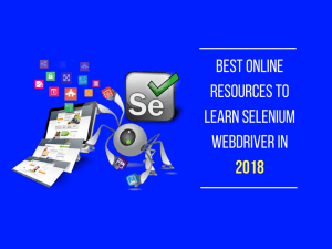 best online selenium webdriver resources to improve your automation skills