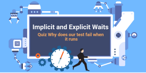 Quiz Why does our test fail when it runs