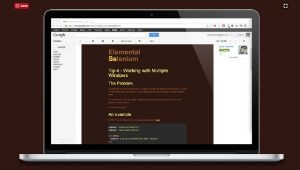 selenium webdriver resources -blog -elemental selenium