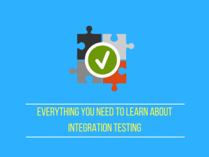 learn everything about integration testing