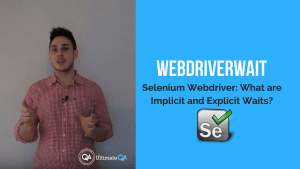 what is webdriverwait in implicit and explicit wait?