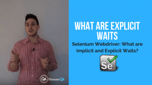 what are explicit waits