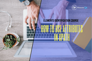 How to use attributes in xpath of the elements identification course