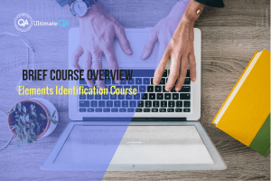 elements identification course with selenium webdriver