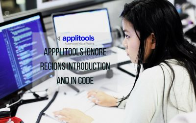 Applitools Ignore Regions