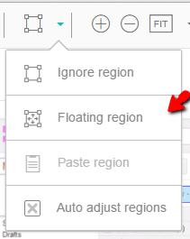 applitools content region