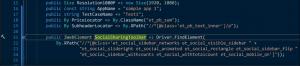social sharing toolbars applitools floating region