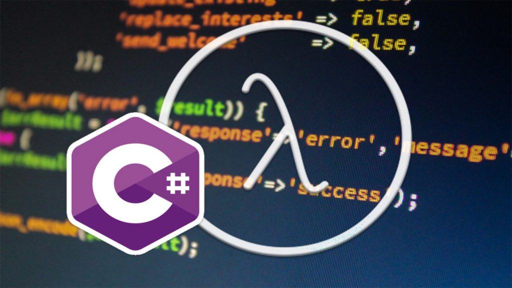 C# as a prerequisite to this applitools course
