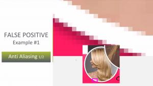 Applitools exact match level pixel to pixel comparison