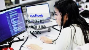 applitools test manager ui and batches