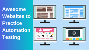Websites to Practice Automation Testing