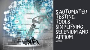 automated testing tools