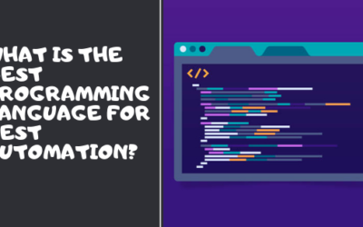 What is the Best Programming Language for Automation?