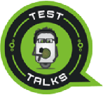 Test Talk Logo
