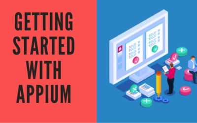 Appium: Getting Started with Appium.