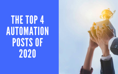 The Top 4 Automation Posts of 2020