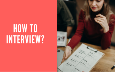How to Interview?