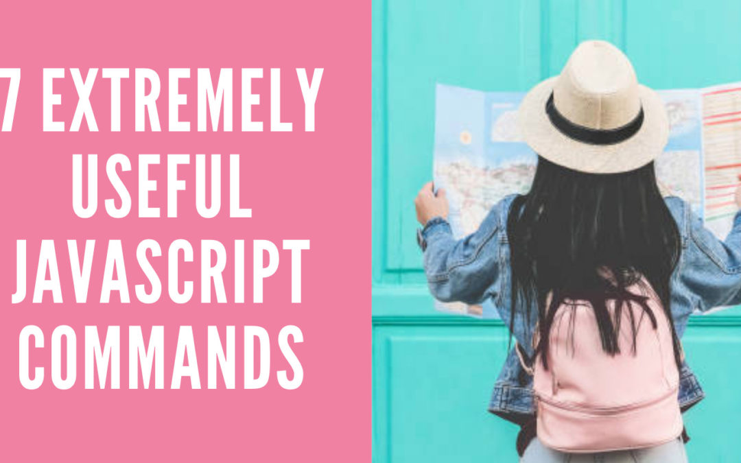 7 Extremely Useful Selenium JavaScript commands