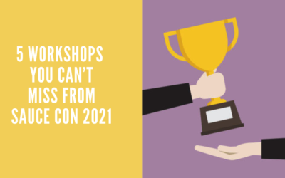 5 Workshops You Can't Miss From Sauce Con 2021