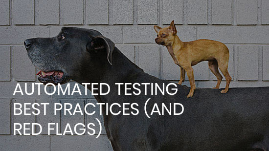 automated testing best practices